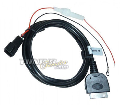 IPHONE IPAD Ipod Interface MP3 Adapter Charger for Radio Bmw BM54 #5434