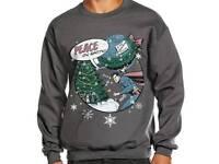 Dc Christmas jumper