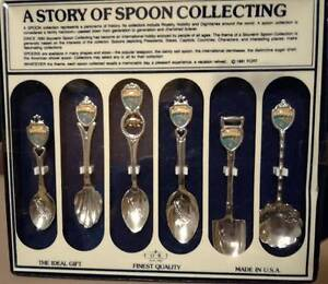 A Story of Spoon Collecting New in Box Regents Park Auburn Area Preview