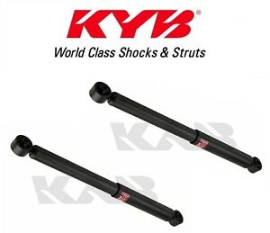 KYB 2 Rear Shocks Absorbers For Volvo 240 242 75 76 77 78 79 80 to 84 NEW