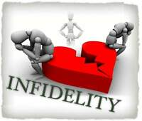 INFIDELITY(Cheating,Adultery,Affair)...NEED PROOF?