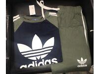 Navy/khaki Adidas