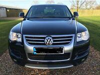 2009 VW Touareg V6 240BHP TDI HPI CLEAR FULL SERVICE HISTORY