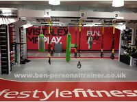 Personal Trainer & Nutritionist in Manchester CC