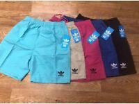 New shorts Adidas Nike