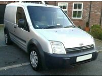 Ford Transit Connect 2005 Silver