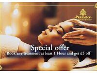 Preemmy Thai Massage and Beauty