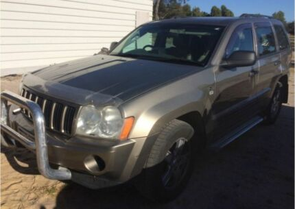 2006 Jeep Grand Cherokee Wagon **12 MONTH WARRANTY**