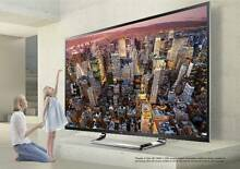 """84"""" 4K TV LG 84LM9600 Ultra High Definition 3D Smart TV Five Dock Canada Bay Area Preview"""