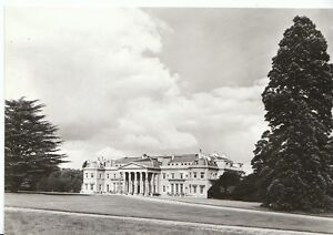 Bedfordshire-Postcard-Luton-Hoo-Front-of-House-Real-Photograph-A7864