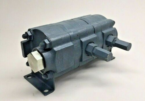 Delta Power HPR25-5 Flow Divider Heavy Duty with Relief Valves HPR255