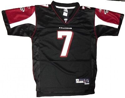 New  Atlanta Falcons   Authentic Nfl Jersey   Michael Vick   7    Youth   Black