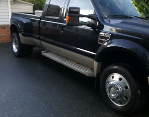2008 Ford F450 King Ranch