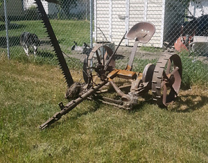 Old farm machinery!!