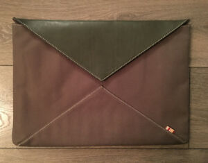 Paul Smith leather laptop case