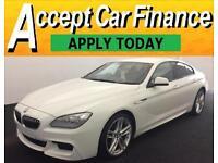 BMW 640 M Sport FROM £129 PER WEEK!
