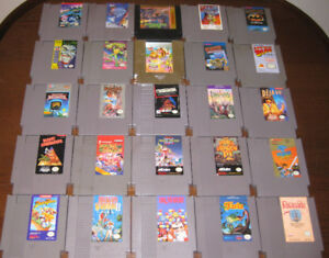 Want Your NES Games