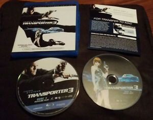 bluray transporter 3 III blu-ray blueray car speed sexy action