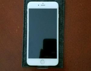 Brand New Refurbished 128GB  iPhone 6+ White