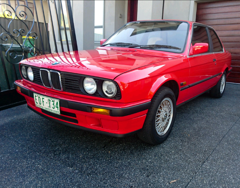 1990 Bmw E30 318i Low Kms Excellent Condition Cars Vans