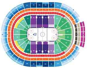Edmonton Oilers Tickets - All Home Games - Section 134 Row 16 Edmonton Edmonton Area image 1