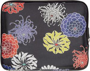 Raf Simons Black Floral Collage Print iPad Case Regina Regina Area image 2