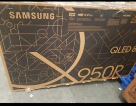 Samsung 55 inch 8k latest smart tv 07550365232