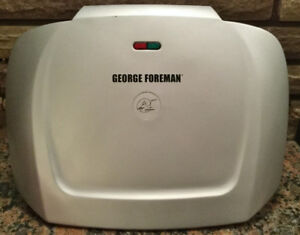 George Foreman Grill Model GR2144PC George Forman