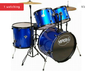 Viper drum set for sale or trade