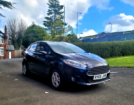 IMMACULATE 2016 FIESTA 1.5 TDCI TITANIUM FREE TAX LOW INSURANCE a1 a3