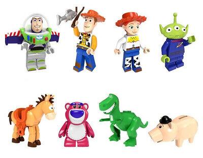 Toy Story Woody Buzz Lightyear Statue Of Liberty Rocket Jessie Best Gift (Best Buzz Lightyear Action Figure)