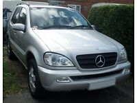 Mercedes ML270 CDi Automatic