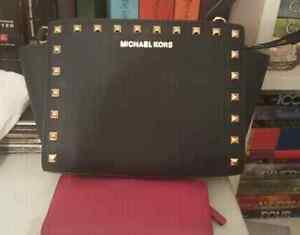 Micheal kors purse and kate spade wallet