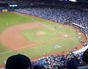 ALCS BLUE JAYS VS INDIANS GAME 4  FACE VALUE TICKETS Kitchener / Waterloo Kitchener Area image 1