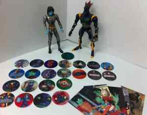 REBOOT FIGURE AND MERCHANDISE COLLECTION