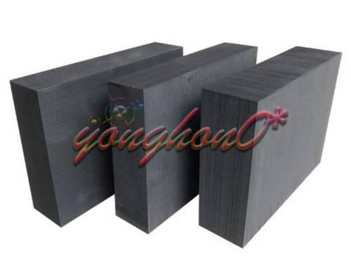 "Graphite Ingot Blank Block Sheet Plate High Density Fine Grain 1/2"" X 4"" X 4"""