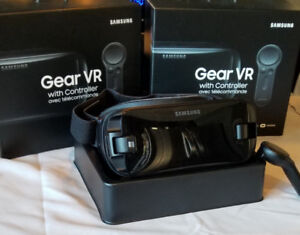 2 Gear VR With Controller