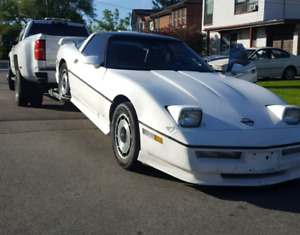 84 vette with 120000 original kms