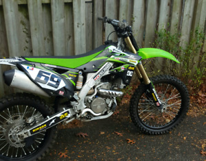 2013 kx250f *super clean , low hours*  must sell...