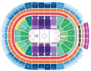 Oilers vs Dallas Stars Tickets - Section 202 Row 7 - $125