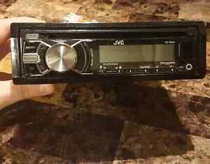 JVC Radio with sirius