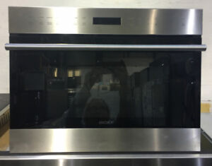 "24"" built in drop down stainless steel microwave Wolf $1499"