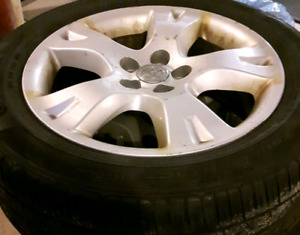205/55/R16 rims and tires