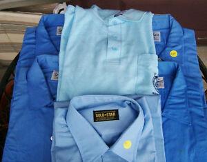 $3.00 ea.Men's Med Size Short Sleeve Work Shirts Stratford Kitchener Area image 3