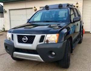 2011 Nissan Xterra Pro4X