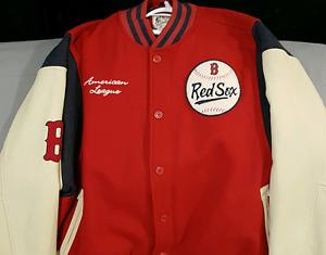 Red Sox Varsity Jacket