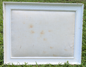 Thick timber vintage frame