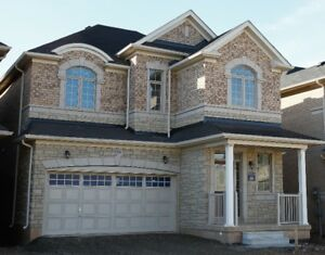 Brand new, never lived in detached house for lease in oakville