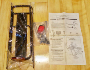 Brand New Bicycle Pannier Rack Carrier