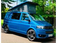 2013 VW Transporter 2.0 TDI CAMPERVAN 4 BERTH POP TOP CAMPER VAN DAY / T6 T5
